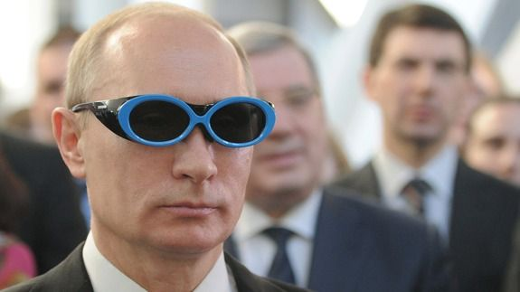 Putin online dating profile
