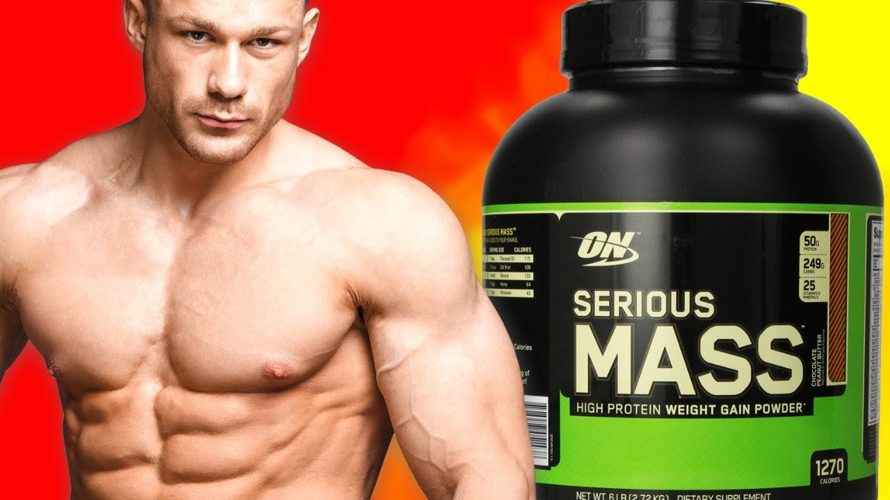 Serious mass protein powder side effects