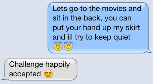 Sexting examples for your boyfriend