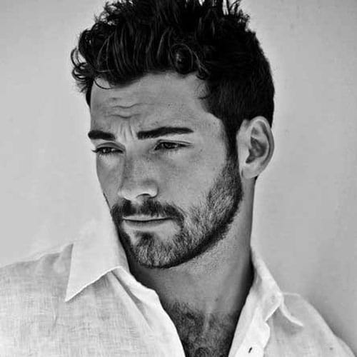 Short sexy hairstyles for men