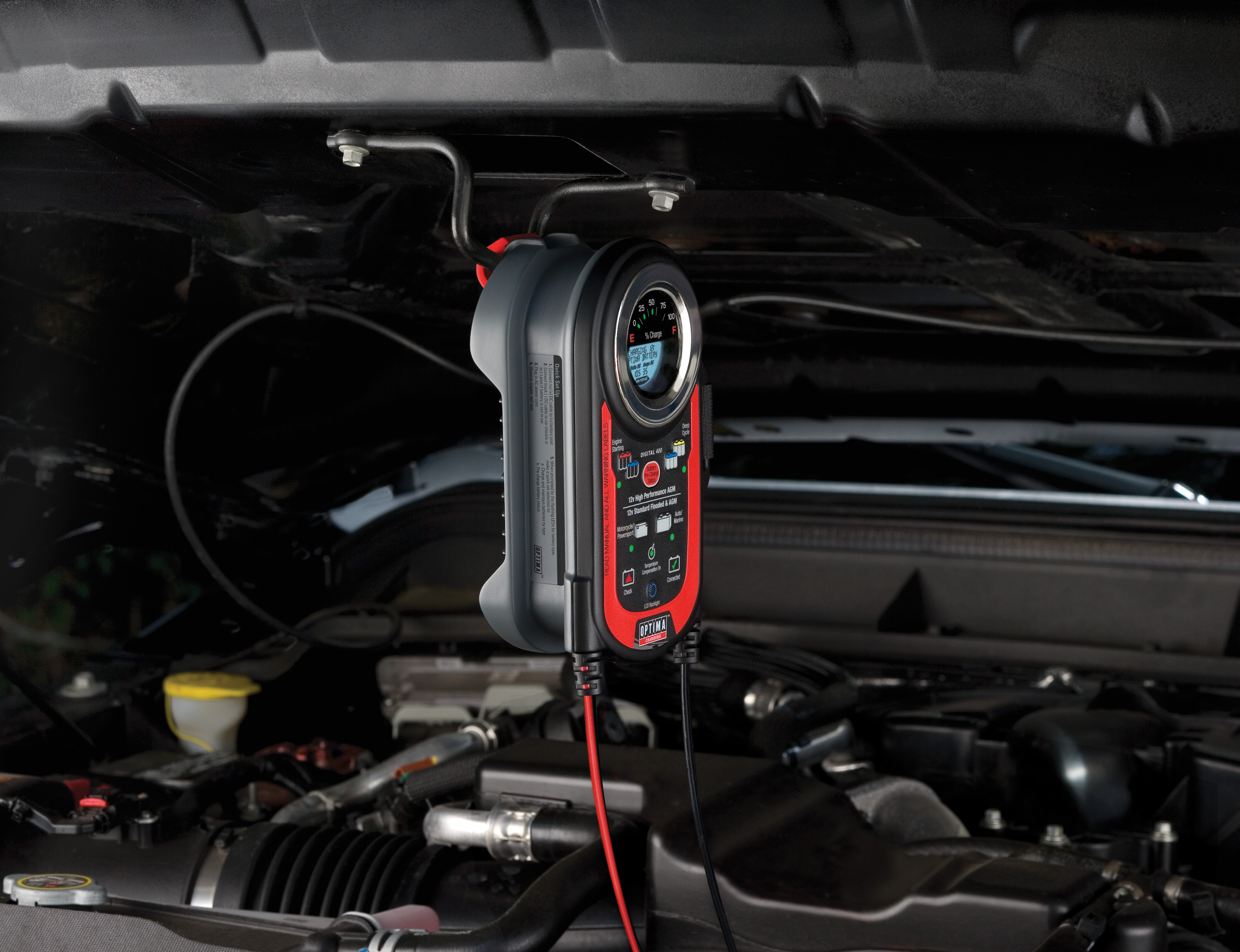 Should you charge a new car battery