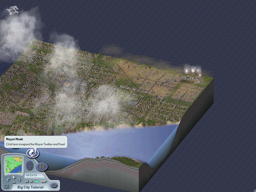 Simcity crashes when updating