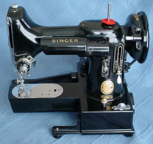 Singer featherweight 222 for sale