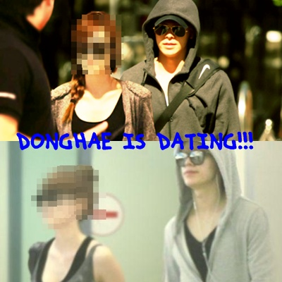 super junior donghae and snsd jessica dating