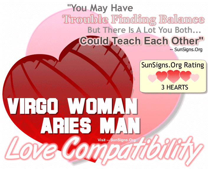 Star signs compatibility with virgo