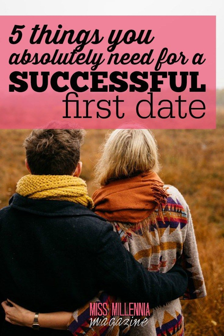 Successful dating relationship