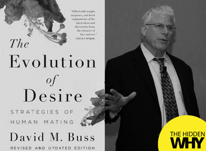 The evolution of desire david buss