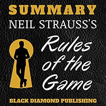 The game neil strauss audiobook free