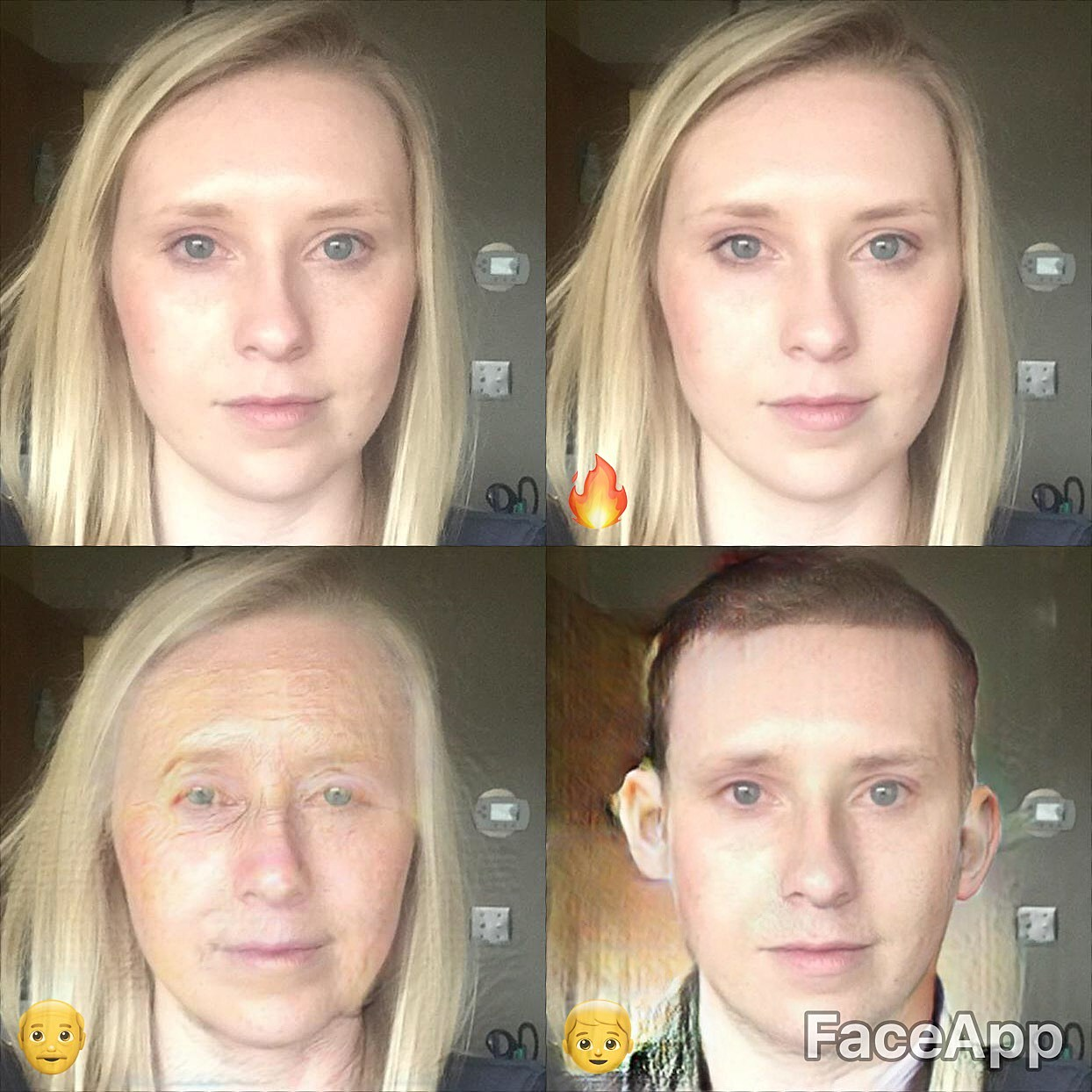 Turn your picture into opposite gender