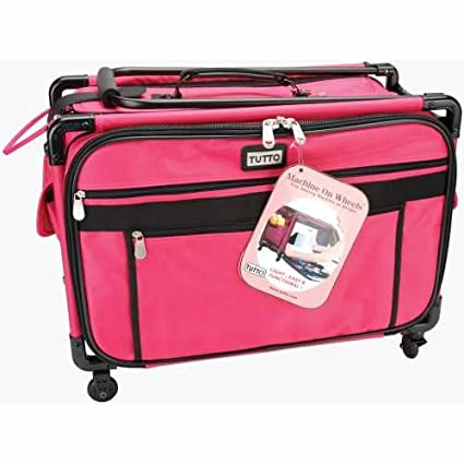 Tutto rolling sewing machine case