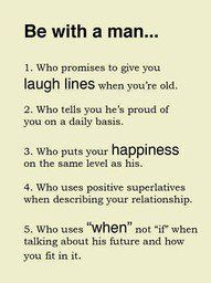 Ways to make a man feel special