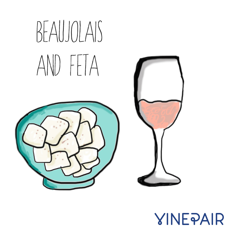 What cheese pairs with pinot grigio