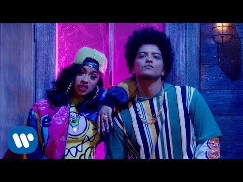 What is bruno mars new song called