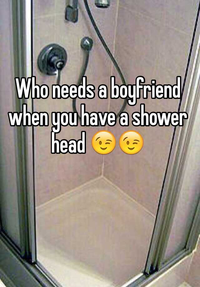 What to do in shower with boyfriend