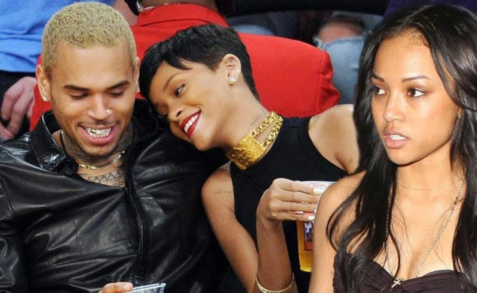 Who is chris brown dating in 2016