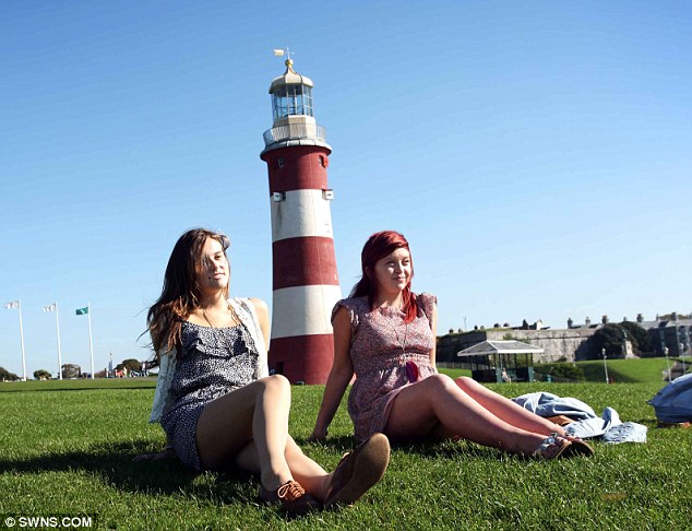 Naked plymouth girls