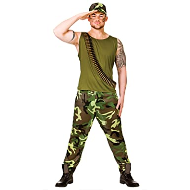 Adult army outfits