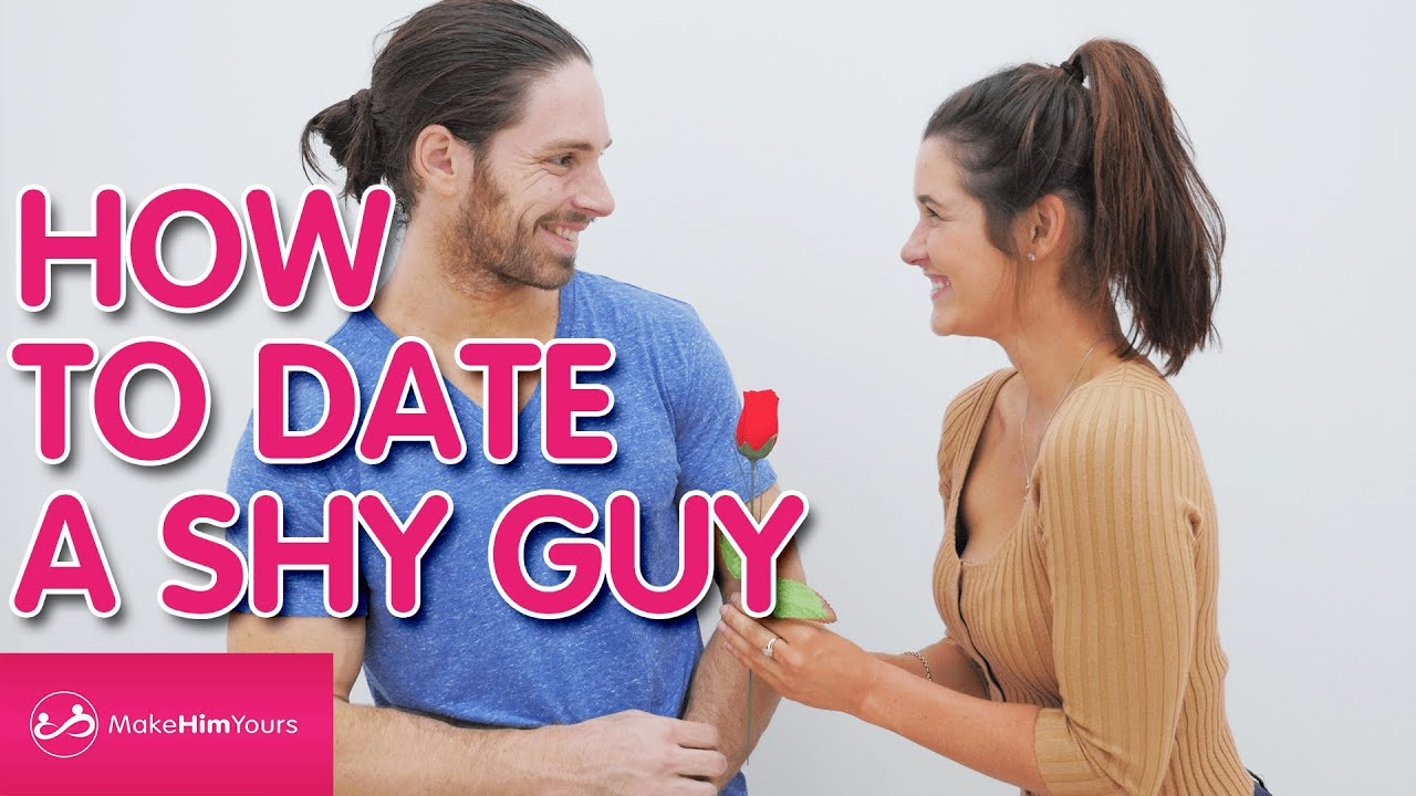 Dating a very quiet guy