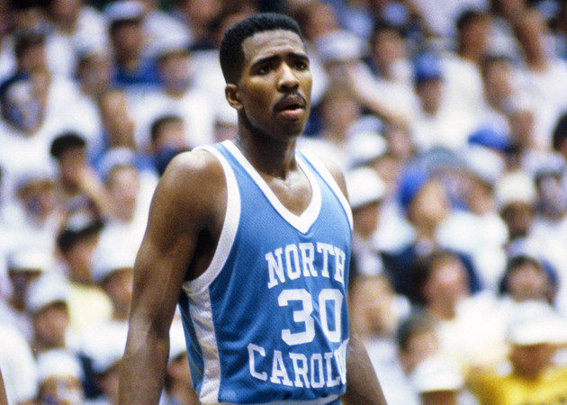 Where did kenny smith go to college