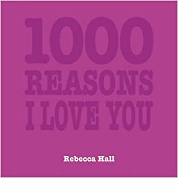 1000 reasons to love someone
