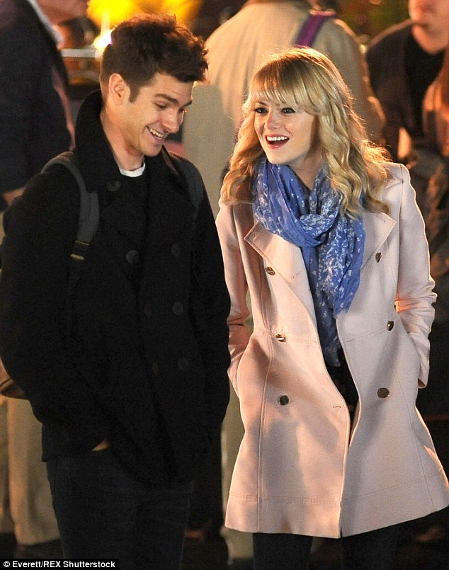 Who is emma stone dating now 2013