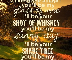 Country song lyrics about a girl