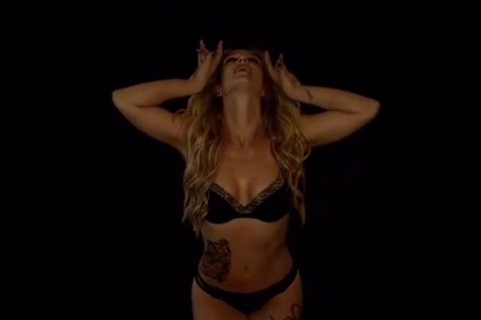 Britney spears sexiest music video