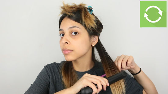 Are flat irons bad for your hair