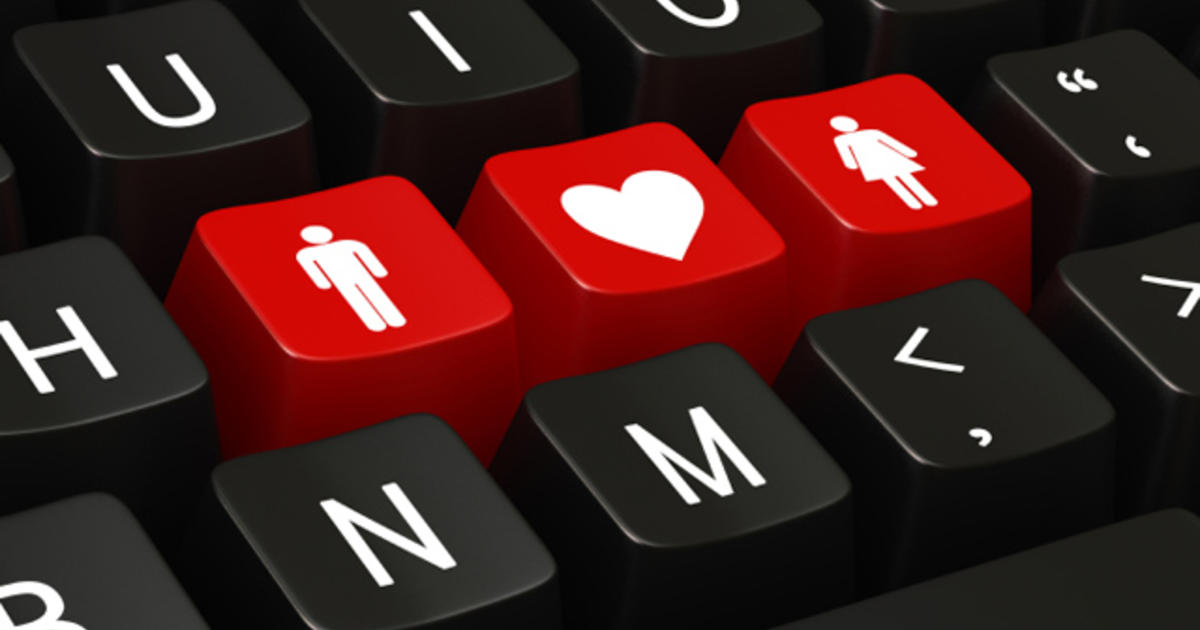 Online dating link in attack