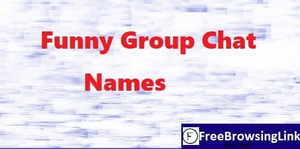 Cool group names for boys and girls