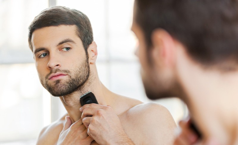How to maintain designer stubble