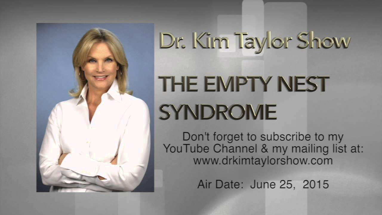 Empty nest syndrome and dating