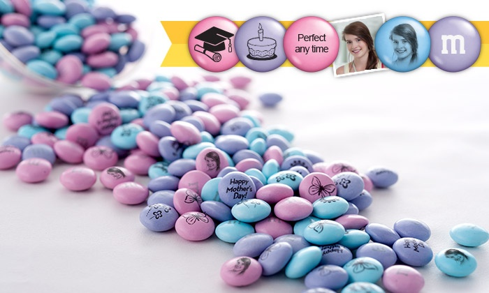 How much are personalised m&ms