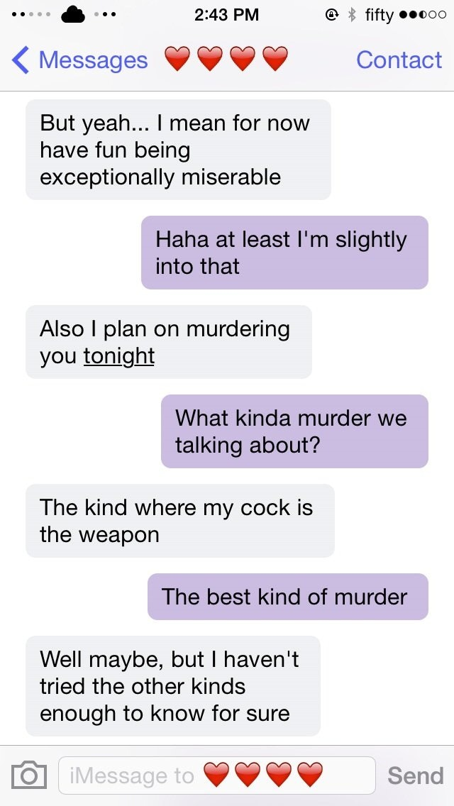 Sexting lines to say to guys