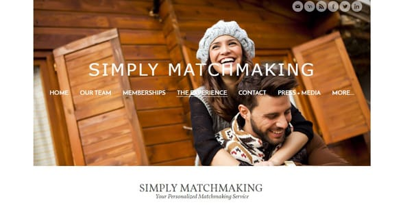 Simply matchmaking
