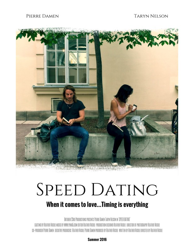 Speed dating timing