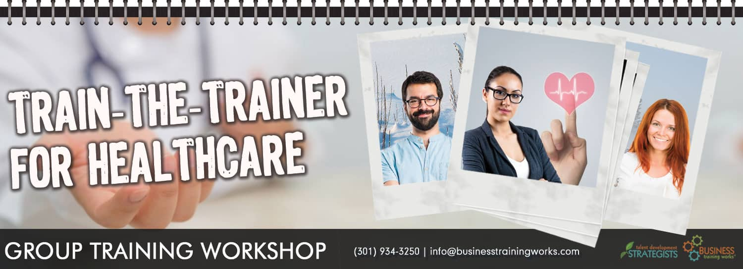 Train the trainer sexual harassment training