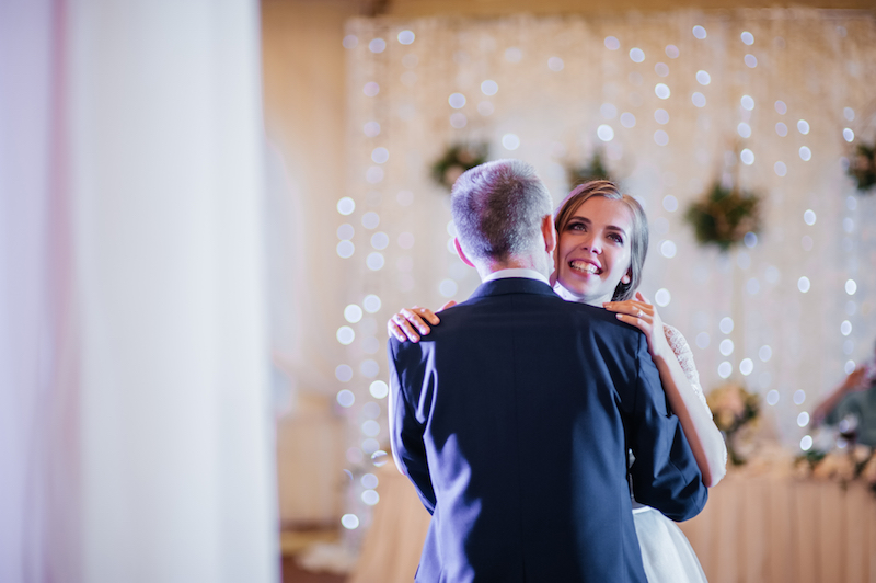 Wedding dance with dad songs